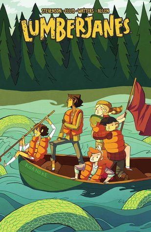 Lumberjanes Vol. 3: A Terrible Plan