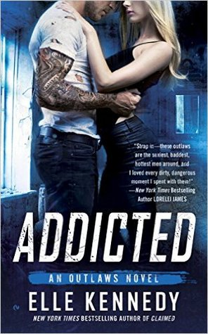 {Review} Addicted by Elle Kennedy