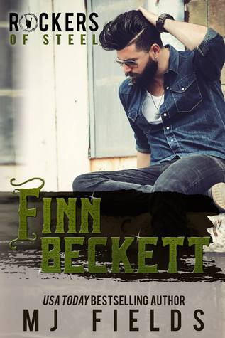 Finn Beckett (The Rockers of Steel, #2)