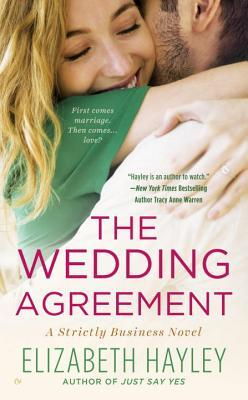 {Interview} with Elizabeth Hayley, author of The Wedding Agreement