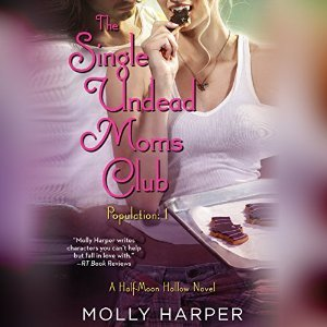Audiobook Review: The Single Undead Moms Club by Molly Harper (@mollyharperauth)