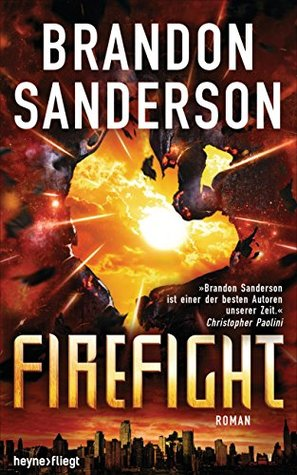Firefight: Roman (Die Rächer 2)