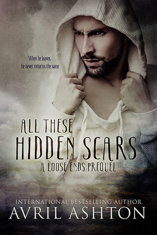 Book Review: All These Hidden Scars (Loose Ends #0.5) by Avril Ashton