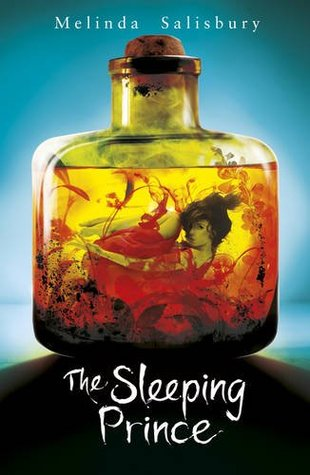 The Sleeping Prince (The Sin Eater's Daughter #2) – Melinda Salisbury
