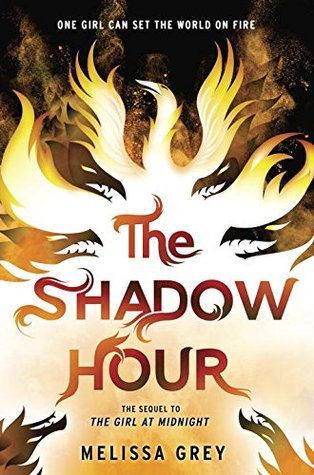 The Shadow Hour by Melissa Gray