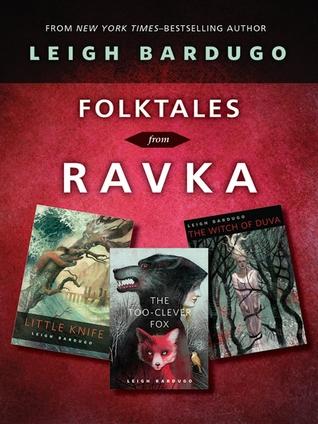 Folktales from Ravka cover