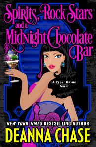 Spirits, Rock Stars and a Midnight Chocolate Bar