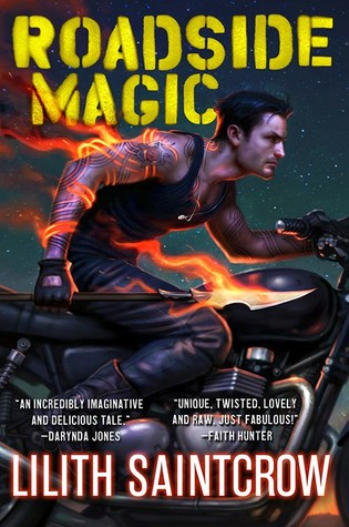 Review: Roadside Magic by Lilith Saintcrow