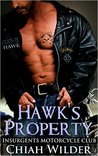 Hawk's Property (Insurgents MC, #1)