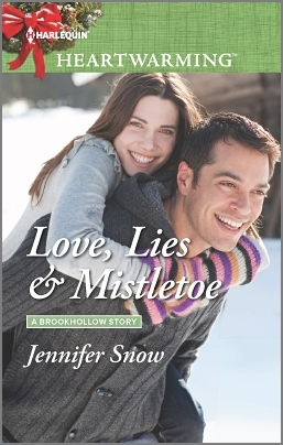 Love, Lies & Mistletoe (A Brookhollow Story #6)