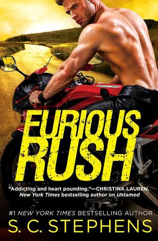 Furious Rush by SC Stephens