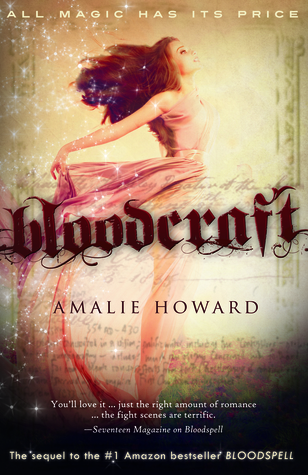 Bloodcraft Book Cover