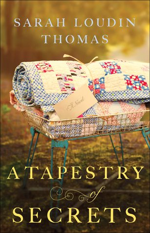 A Tapestry of Secrets (Appalachian Blessings #3)