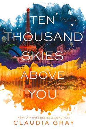 Book review | Ten Thousand Skies Above You by Claudia Gray | 4 stars
