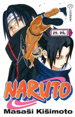 Naruto 25: Bratři (Naruto, #25)