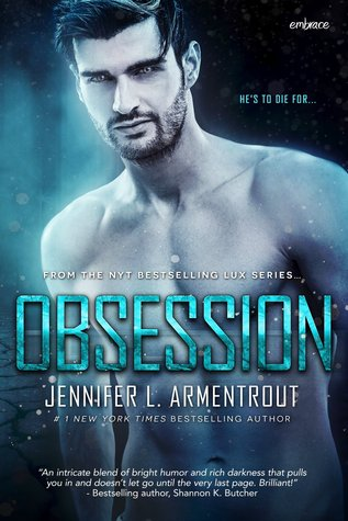 Review: Obsession by Jennifer Armentrout (@Mollykatie112, @JLArmentrout, @entangledpub)