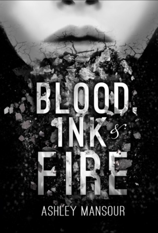 cover Blood, Ink and Fire