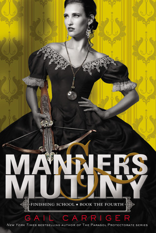 Book Review: Manners & Mutiny by Gail Carriger