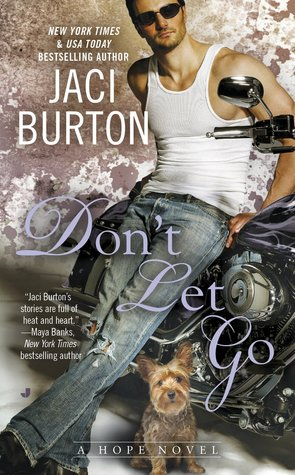 {Review} Don't Let Go by Jaci Burton (with Giveaway)