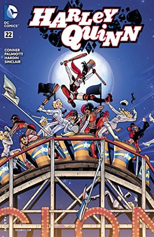 Harley Quinn (2013-) #22