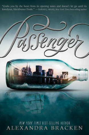 Passenger (Passenger #1) by Alexandra Bracken | Review