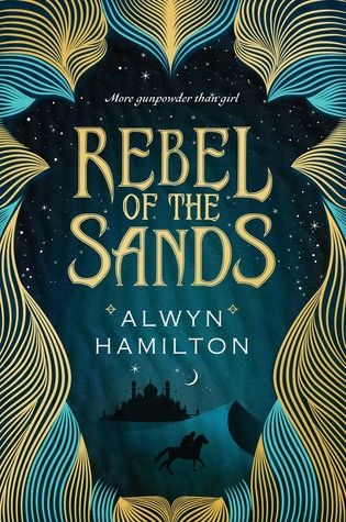 Rebel of the Sands Book Cover