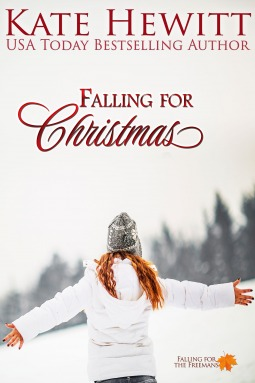 Falling for Christmas by Kate Hewitt
