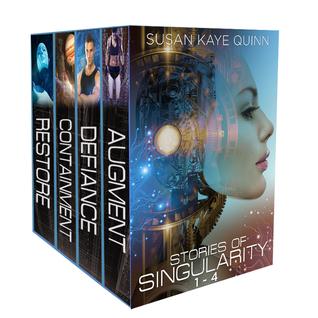 Stories of Singularity #1-4 Box Set