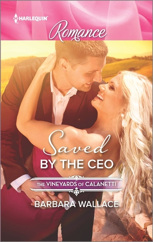 Saved by the CEO by Barbara Wallace