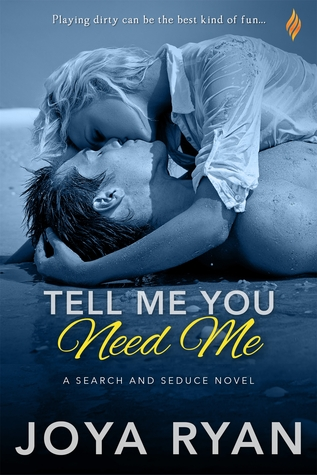 Interview with Joya Ryan, Author of Tell Me You Need Me (with Review and Excerpt)