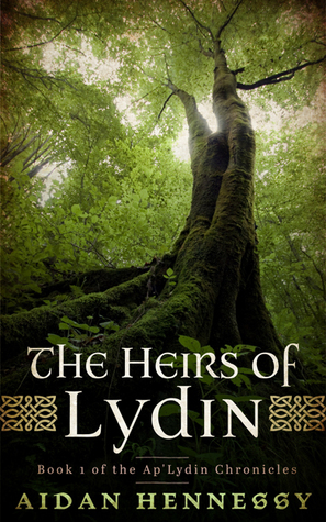 The Heirs of Lydin by Aidan Hennessy