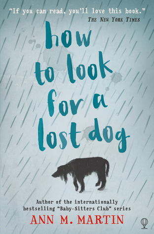 Book Review: How to Look For a Lost Dog