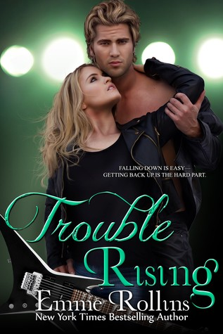 Trouble Rising by Emme Rollins