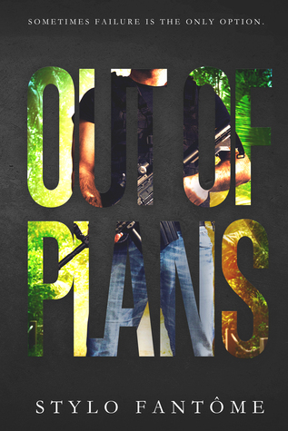 Out of Plans (The Mercenaries, #2)