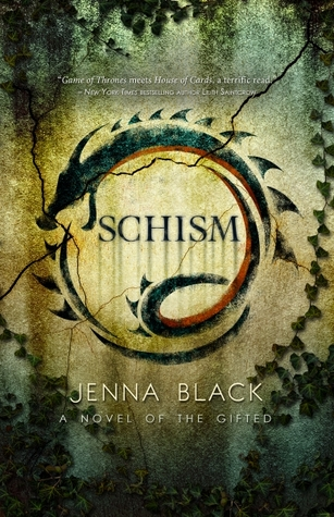 Review: Schism by Jenna Black (@mlsimmons, @jennablack)