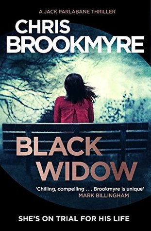 Black Widow (Jack Parlabane, #7)