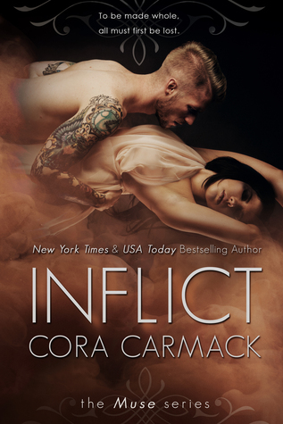Inflict (The Muse #2)