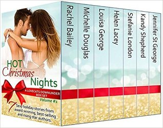 Hot Christmas Nights by Jennifer St. George