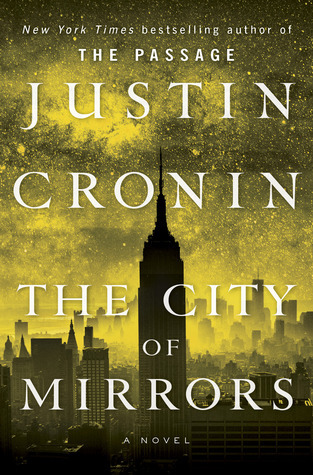 Horror author Justin Cronin