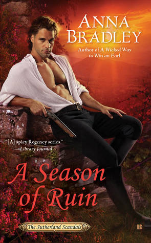 A Season of Ruin (Sutherland Scandals, #2)