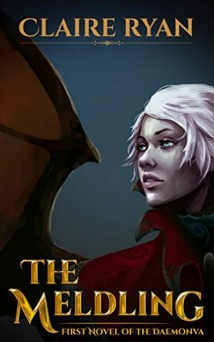 The Meldling by Claire Ryan