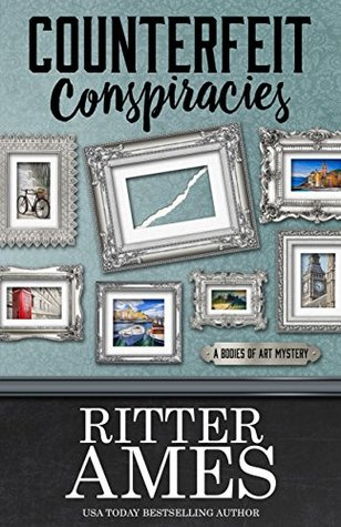 Counterfeit Conspiracies (Bodies of Art, #1)