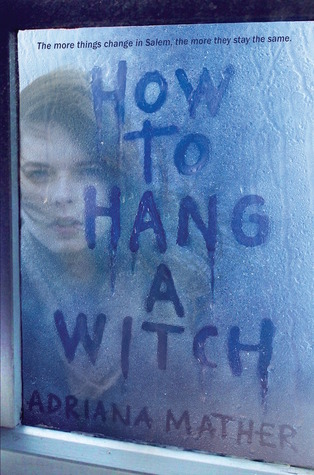 cover of How to Hang a Witch