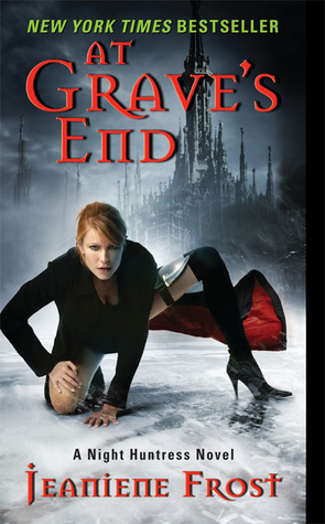 Book Review: Jeaniene Frost's At Grave's End