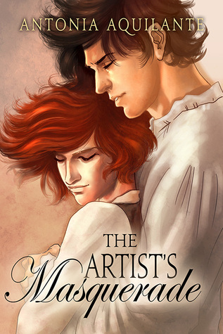 The Artist's Masquerade by Antonia Aquilante