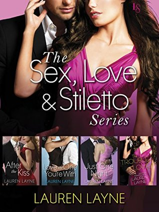 12 DAYS OF STILETTO: The Sex, Love & Stiletto Boxed Set @_LaurenLayne #12DaysofStiletto #Giveaway