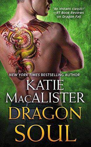 Dragon Soul (Black Dragons, #3)