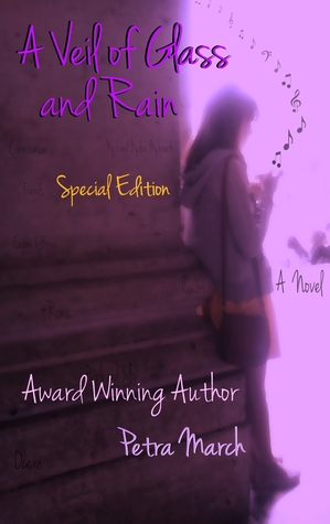 A Veil of Glass and Rain:Special Edition (A Touch of Cinnamon, #1)