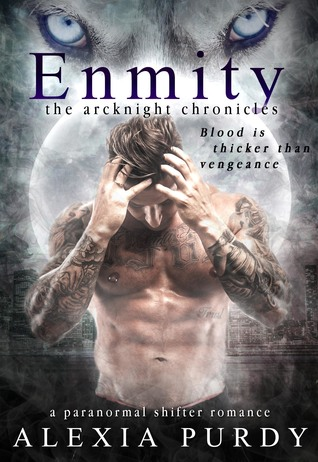 Enmity (The ArcKnight Chronicles #3)