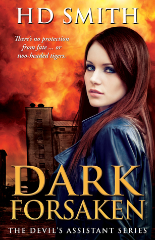 Dark Forsaken (The Devil's Assistant, #3)
